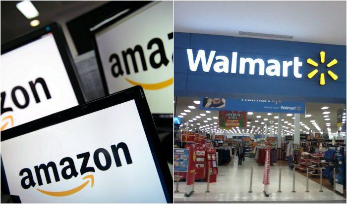 La estrategia de los minoristas como Walmart para alcanzar a Amazon en la carrera del comercio electrónico