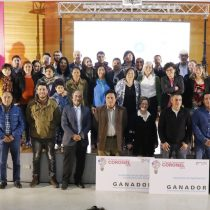 Emprendedores de Coronel reciben fondos concursables de Enel Generación Chile