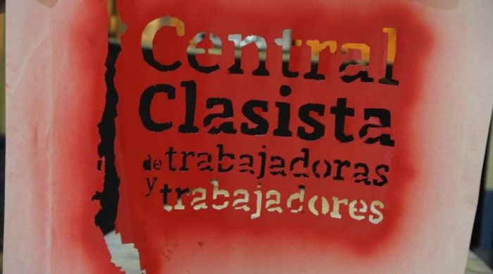 Nace la Central Clasista de Trabajadoras y Trabajadores, la alternativa disidente de la CUT
