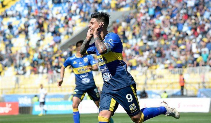 Colo Colo tropieza contra Everton con un inspirado Patricio Rubio