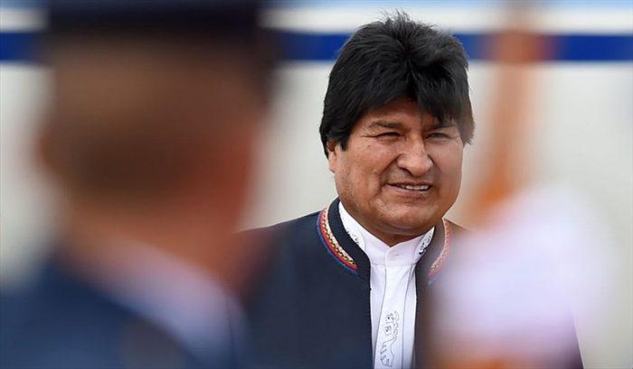 Evo Morales en modo campaña: no quiere para Bolivia