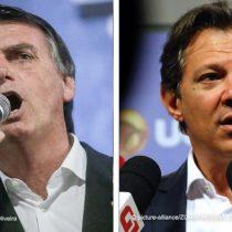 Sondeo en Brasil: Haddad ganaría en segunda vuelta contra Bolsonaro