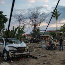 Aumentan a 832 los muertos por los terremotos y el tsunami en Indonesia