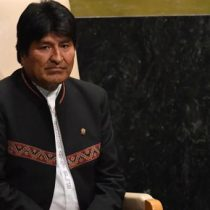 Evo Morales extiende la mano a Chile antes del fallo de la corte de La Haya