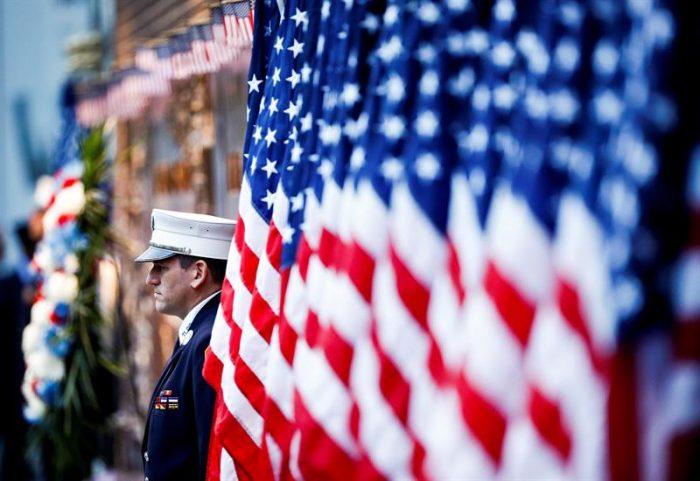 EE. UU. recuerda a las víctimas del 11S, a 17 años de los atentados