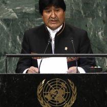 Evo Morales y su intervención en la ONU: