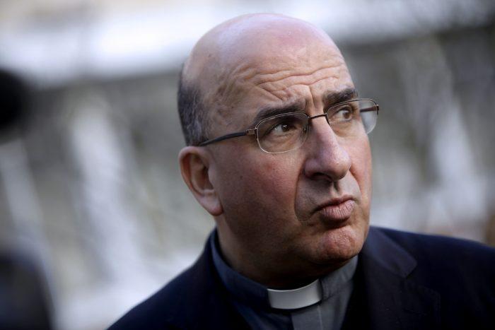 Arzobispo Chomalí se reunió con el Papa: