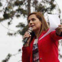 Las duras palabras de Natalia Valdebenito a la intervención de Camila Flores en apoyo al pinochetismo en el consejo general de Renovación Nacional