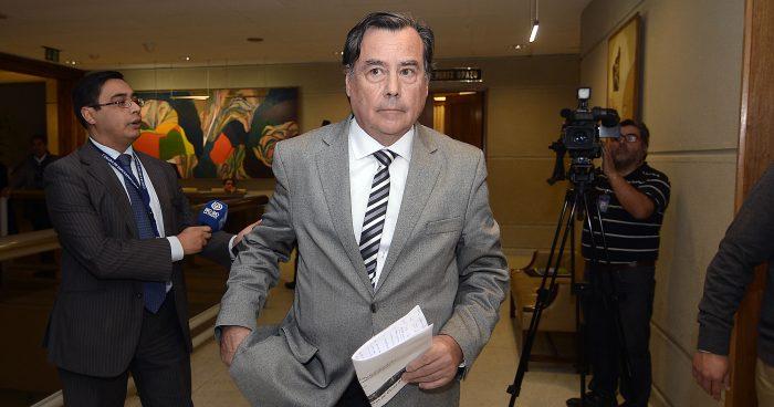 Diputado Urrutia (UDI) insistió en la comisión de Ética sancione a Winter por dichos contra Moreira