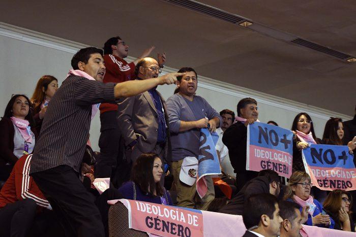 Identidad de género: Senadores de oposición recurren al TC para declarar inadmisible petición de diputados de Chile Vamos