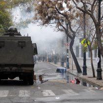 Piñera condenó ataques en el Liceo de Aplicación: