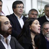 Fuad Chahín confirma participación de la DC en acto ciudadano por el No