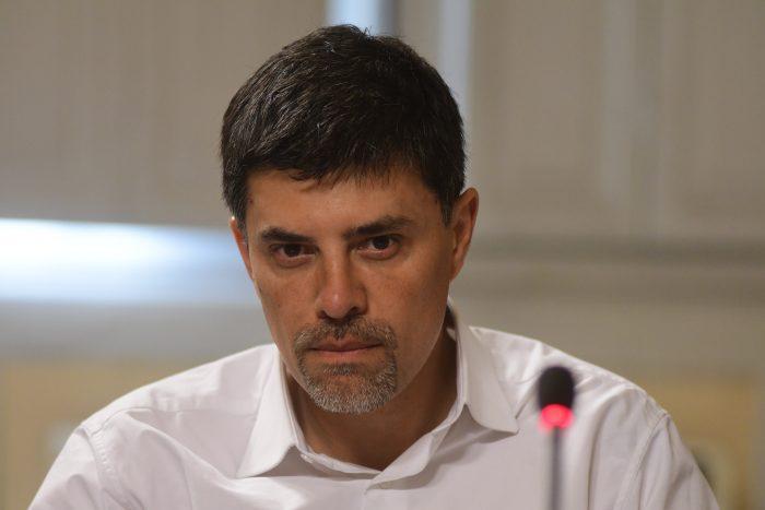 Marcelo Díaz por dichos de Cecilia Pérez: