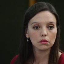 """La particular solución de Camila Flores para la crisis del Instituto Nacional: """"Yo enviaría a correccionales a todos estos delincuentes"""""""