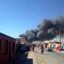 Bolivia asistirá a sus ciudadanos afectados por el incendio en Calama