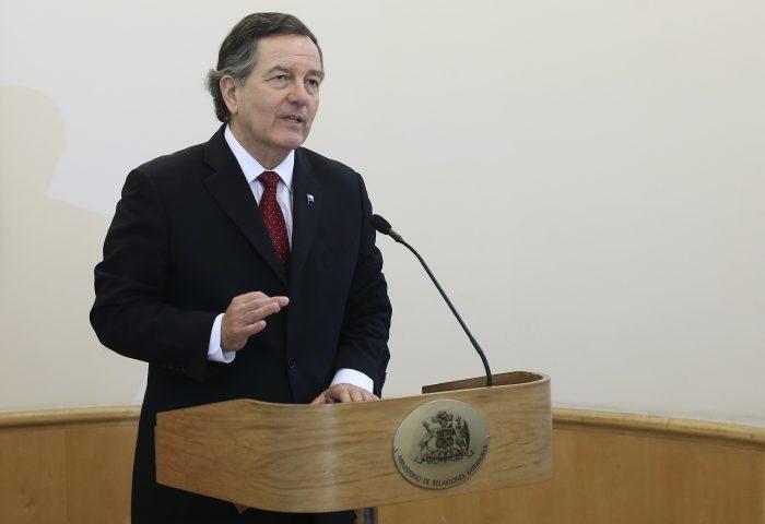 Chile enviará nota de protesta ante las