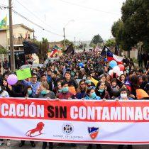 """DC lamenta rechazo a recursos por Quintero y Puchuncaví y acusa """"lobby de las empresas del cordón industrial"""""""