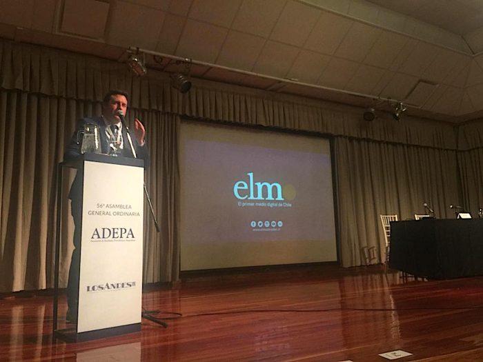 Foro Adepa: El Mostrador fue invitado a exponer su exitoso modelo ante los medios más importantes de Argentina
