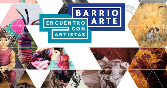 Encuentro con Artistas Barrio Arte en Barrio Lastarria