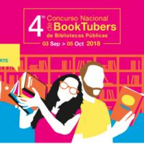 Concurso Nacional de Booktubers: Nuevas formas de invitar a leer
