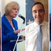 Un profesor, una embajadora, un ex intendente y una filántropa: los cuatros finalistas del Premio Ecoscience