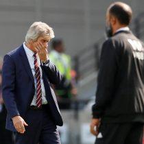 Pellegrini en la cuerda floja: West Ham vuelve a caer como local sumando cuatro derrotas consecutivas
