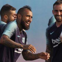 ¿Será titular Vidal? Revisa los horarios de los partidos de los chilenos en el extranjero