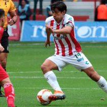 En estado de gracia: Matías Fernández vuelve a anotar un golazo en la derrota de su equipo