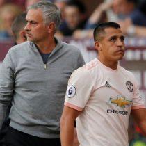 Revelan fuerte reto de Mourinho a Alexis Sánchez que explica la no convocatoria del chileno ante el West Ham