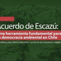 La crisis climática es ahora: A firmar el acuerdo de Escazú por una democracia ambiental