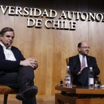 Mano a mano entre el ministro Moreno y el sacerdote Berríos en la Universidad Autónoma