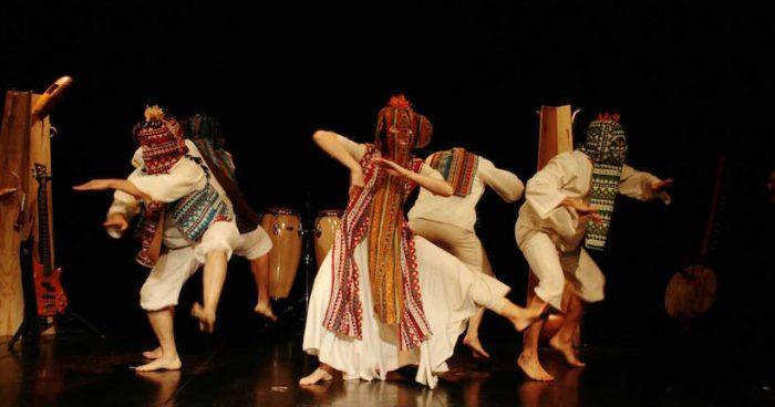 "Función gratuita obra ""Afrochileno"" de compañía Tryo Teatro Banda en Centro Cultural de San Joaquín"