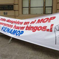 El manto de irregularidades que tiene revolucionado al MOP