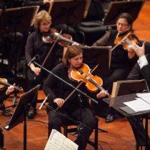 Homenaje a Enrique Soro con Orquesta Sinfónica  Nacional de Chile en Teatro Universidad de Chile