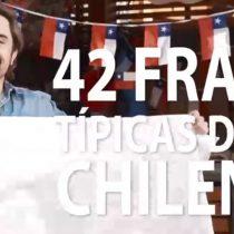 """Lo nuevo de Woki Toki: """"42 frases típicas de los chilenos"""""""