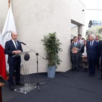 Contralor Bermúdez inauguró sede de Contraloría Regional de Ñuble