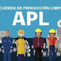 Avanzando hacia un modelo de Economía Circular:30 empresas suscriben inédito Acuerdo de Producción Limpiapara disminuir residuos a cero