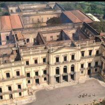 Museo Nacional de Brasil en Río: así quedó el edificio después de ser arrasado por un incendio