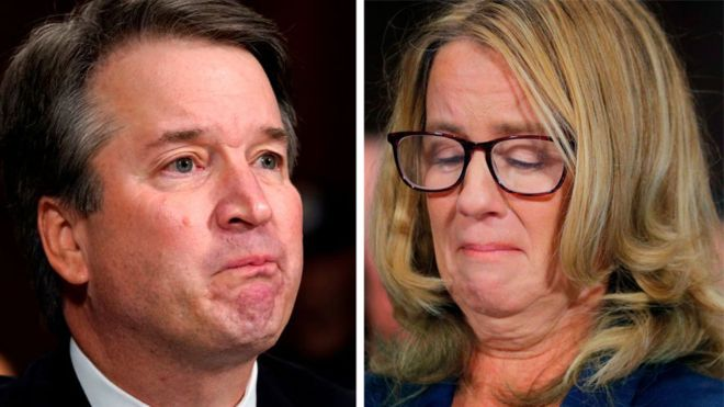 Brett Kavanaugh vs. Christine Blasey Ford: 6 momentos clave de la dramática comparecencia ente el Senado del candidato de Trump a la Corte Suprema y la mujer que lo acusa de abuso sexual