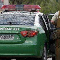 Dos personas muertas dejó violenta emboscada a un chofer de Uber en San Bernardo