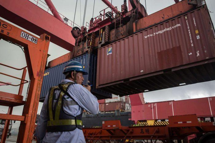 Intercambio comercial con China repunta un 3,7% en el primer semestre