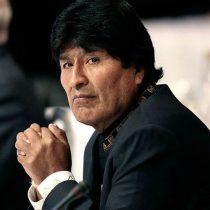 Evo Morales sigue cuestionando el fallo de la CIJ y analiza pedir una
