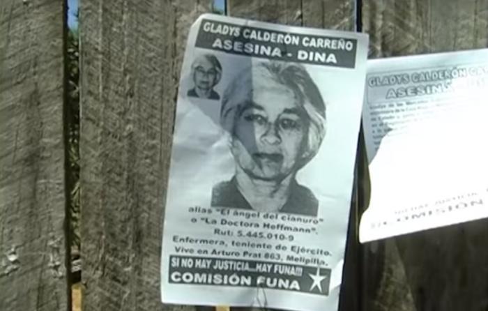 Operación Cóndor: Condenan a 20 ex DINA, entre ellos Gladys Calderón, alias