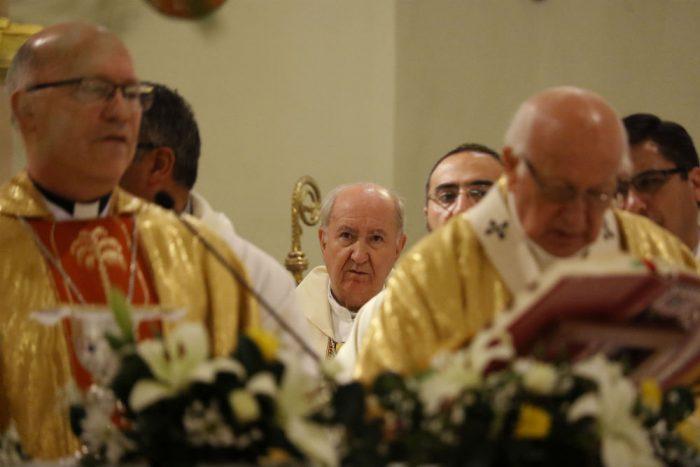 """Cardenal Errázuriz sale a justificarse: """"Se equivoca quien piensa que hubo un encubrimiento"""" en el caso Karadima"""