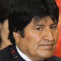 Evo Morales agradece a Piñera por muestra de