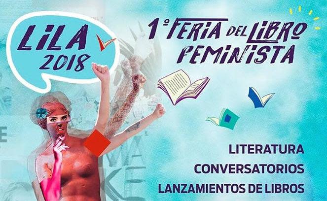 """""""Lila 2018"""", la primera feria del libro feminista"""