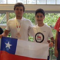 Estudiantes chilenos logran medalla de bronce en Olimpiada Internacional de Informática
