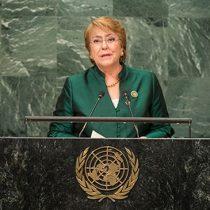 Bachelet sobre casos de abusos de DD.HH: priorizará la prevención ya que