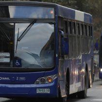 Huelga de tres sindicatos afectará al 40% de los recorridos de Subus