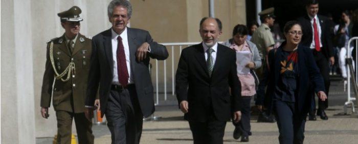 La jugada de La Moneda y la Corte Suprema contra la acusación constitucional: la inédita reunión entre Piñera y Brito